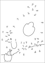 Printables Dot To Dot Worksheets 1-100 dot to connect the dots and color join from 1 50