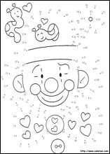 image relating to Dot to Dot Printable 1-100 referred to as Complicated dot towards dot printable puzzles (web page 1)